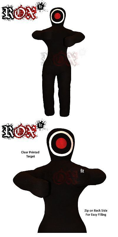 Other Combat Sport Supplies 16044: Grappling Dummy Rox Fit Training Muay Thai Mma Kick Boxing Man Sizes 4, 5, 6 Ft -> BUY IT NOW ONLY: $84.99 on eBay!