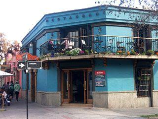 Restobar Ciudad Vieja looks amaaaazing
