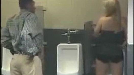 Sace Po tarafından paylaşılan Erkekler Tuvaletinde Sarışın Bayan isimli video içeriğini Dailymotion ayrıcalığıyla izle.