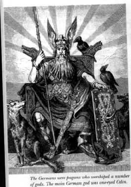 Odin or Wodan - Google Search