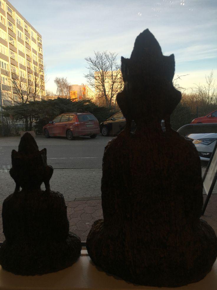 Nielsens Brugskunst Beautiful Buddhas