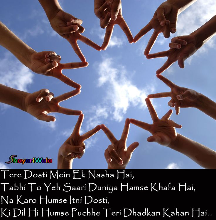 Quotes On Friendship And Love In Hindi: 25+ Best Friendship Quotes In Hindi On Pinterest