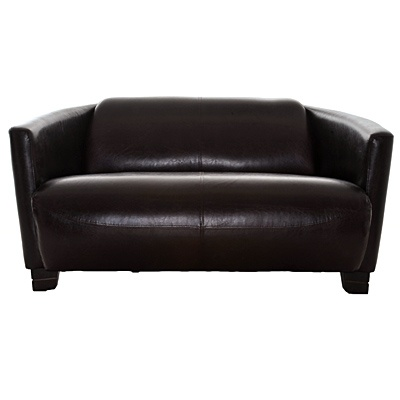 "Mars Two Seater Sofa     Description  Chair height 17""    was $949.99 now $474.99   SKU 115201   31 inches wide x 52 inches long x 26 inches high"