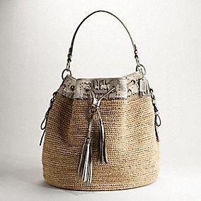 Coach: Coach Handbags, Coach Bags, Coach Purses, Bags Pur, Summer Bags, Beaches Bags, Handbags Mi, Totes Bags Handbags, Cute Coach Pur