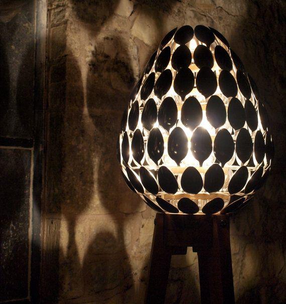 1000+ Ideas About Spoon Lamp On Pinterest