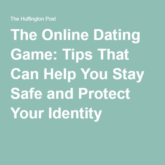 How can online dating be safe .org