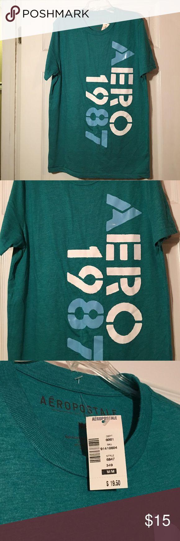 NWT Aeropostale shirt NWT Aeropostale turquoise shirt. Aeropostale Other