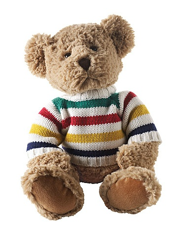 HUDSON'S BAY COMPANY COLLECTION Limited Edition Heritage Bear #findwhatyoulove