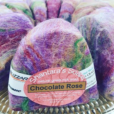 Sapone in feltro feltro torta di sapone torta di di ShantarasSoaps