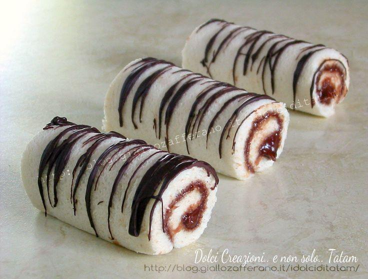 Merendine alla Nutella