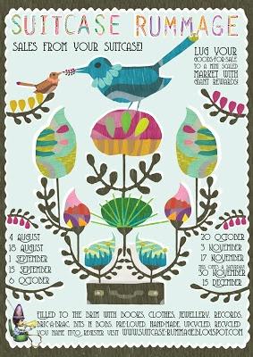 Suitcase Rummage: New dates for Brisbane 2013!