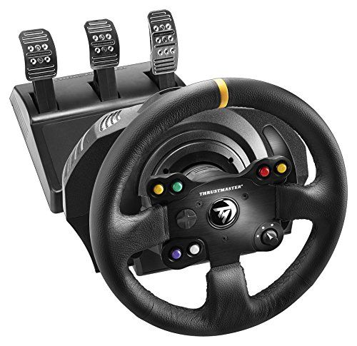 Thrustmaster VG TX Racing Wheel Leather Edition Premium Official Xbox One Racing Wheel for Xbox One and PC  http://www.cheapgamesshop.com/thrustmaster-vg-tx-racing-wheel-leather-edition-premium-official-xbox-one-racing-wheel-for-xbox-one-and-pc/