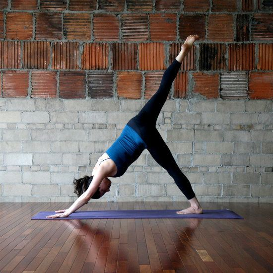 4 Poses to Help Get Your Heels Flat in Downward Dog :