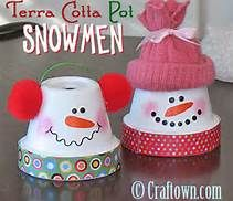 Terracotta Pot Christmas Crafts - Bing Images
