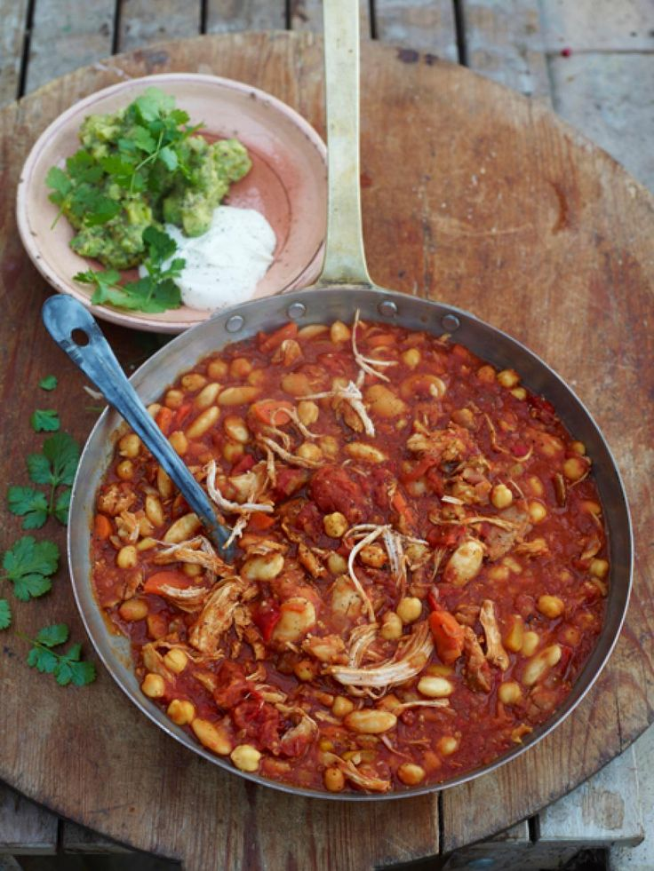 Warm up with our most-delicious and comforting chili recipes, including beef chili, chicken and bean chili, and meatless chili.