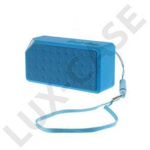 Bluetooth Kaiutin Radiolla (Sininen)