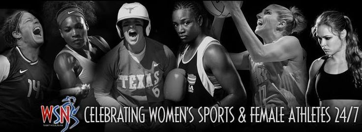 Abby Womack .. World #1 Serena Williams ... Claressa Shields ...& some other awesome athletes featured on the latest website redesign.  Via wsn247.com