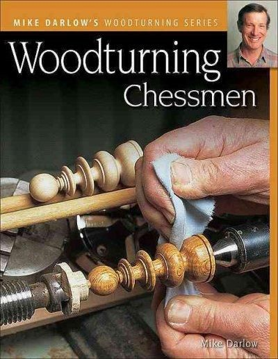 From the history of chess and turned chessman to the design behind each piece…