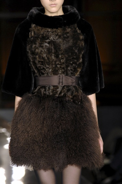 J. Mendel Fall 2008 NY Fashion Week (=)