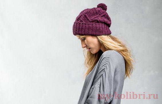 Узор шапки достаточно эластичный, чтобы угодить большинству взрослых голов, и является полностью унисекс. Поэтому можно вязать сразу кучу таких шапок различных цветов для всех членов семьи.