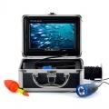 Bring this underwater fishing camera with you on your next fishing trip and bring in more fish than ever! Underwater Fishing Camera - 7 Inch Monitor, 15m Cable, Hard Carrying Case $219.99