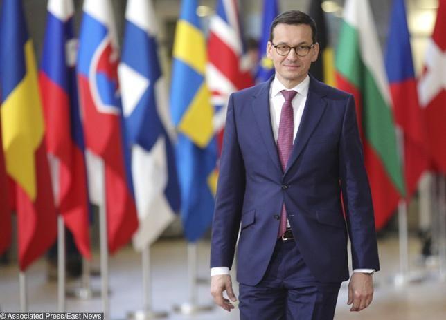 Mateusz Morawiecki nie został na debacie o Brexicie