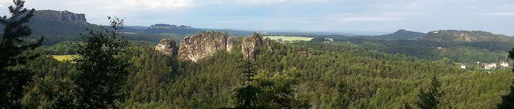 Unterkünfte Sächsische Schweiz / Elbsandsteingebirge - Ferienwohnungen, Ferienwohnung, Ferienhäuser, Hotels, Pensionen, Reiterhof, Ferienhau...