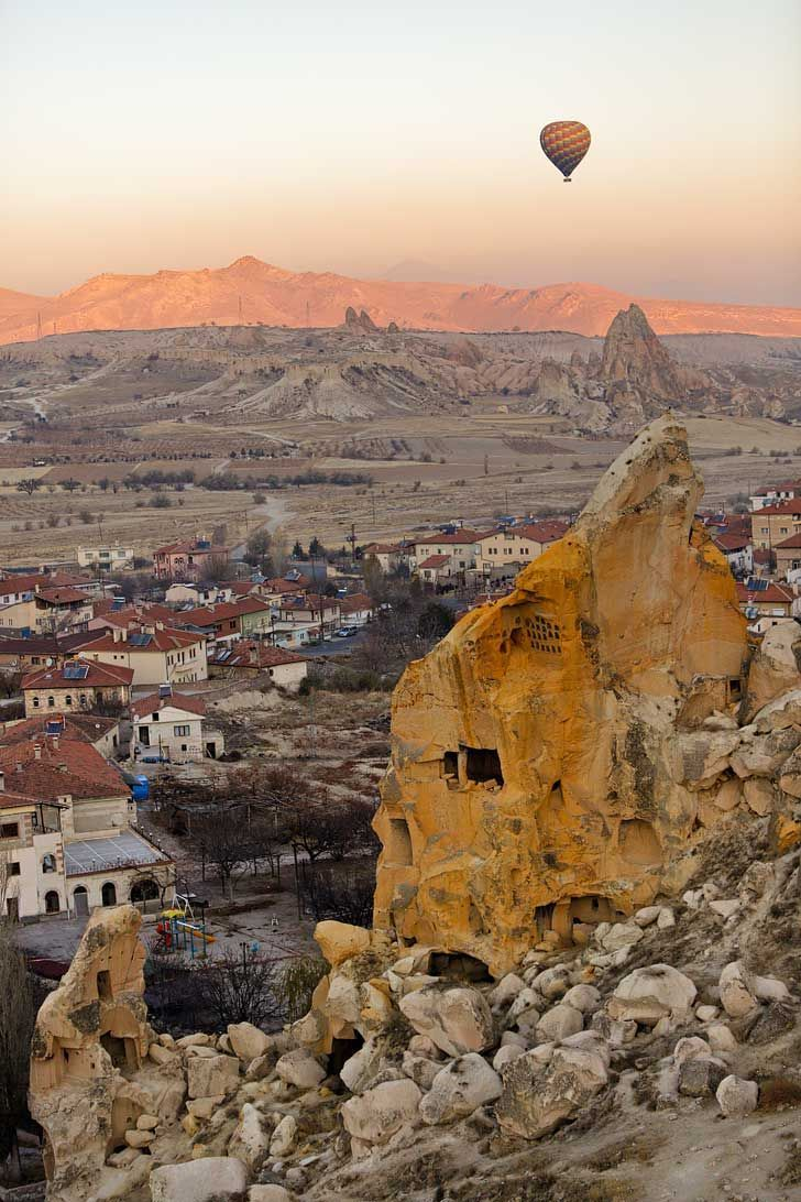 Everything You Need to Know About Riding Cappadocia Hot Air Balloons in Turkey