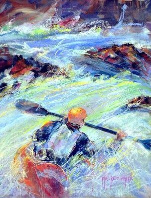 Diy Kayak Rack >> kayaking painting - Google-søgning
