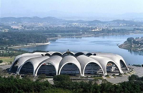 Rungrado May Day Stadium - north korea