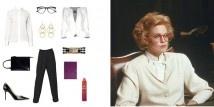 """Il look della working girl"""" per eccellenza: la Melanie Griffith  http://www.sfilate.it/180692/rientro-al-lavoro-il-look-giusto-ti-da-la-carica"""