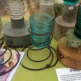 Rusty Bed Springs for Crafts  