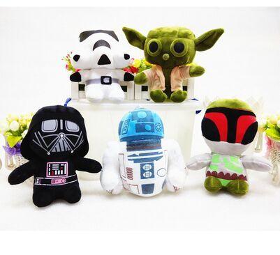 $5.04 (Buy here: https://alitems.com/g/1e8d114494ebda23ff8b16525dc3e8/?i=5&ulp=https%3A%2F%2Fwww.aliexpress.com%2Fitem%2FStuffed-toys-20CM-Star-Wars-plush-toy-doll-anime-plush-toys-lilo-stitch-toys-for-children%2F32685999726.html ) Stuffed toys 20CM Star Wars plush toy doll anime plush toys lilo& stitch toys for children birthday for just $5.04