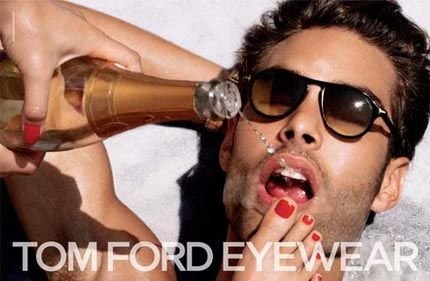 male model Jon Kortajarena (my favorite) for Tom Ford Eyewear