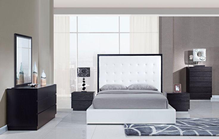 Global Furniture USA Metro Bedroom Set - Wenge $2,651.00