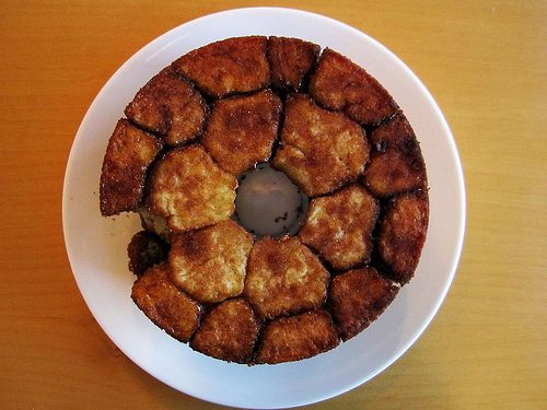 Monkey bread! | Gastro | Pinterest