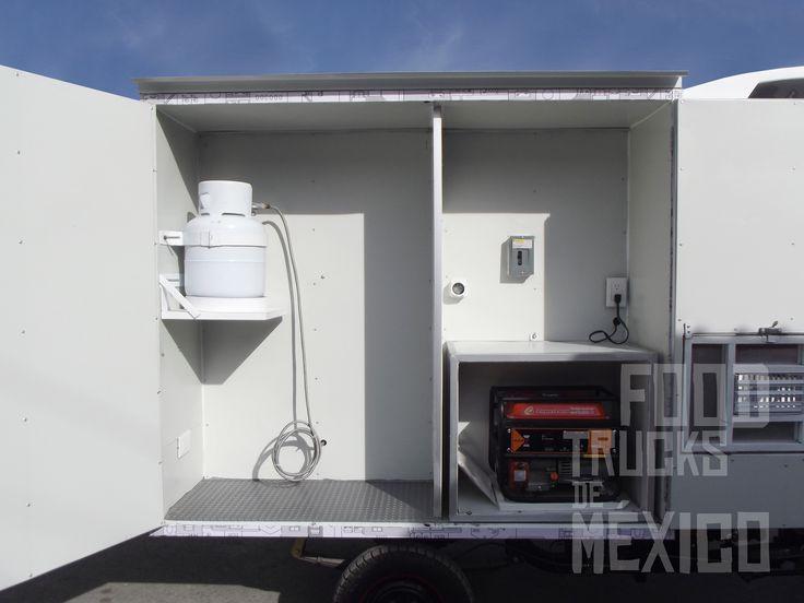 Rea de almac n tanque de gas y generador el ctrico por - Generador electrico a gas butano ...