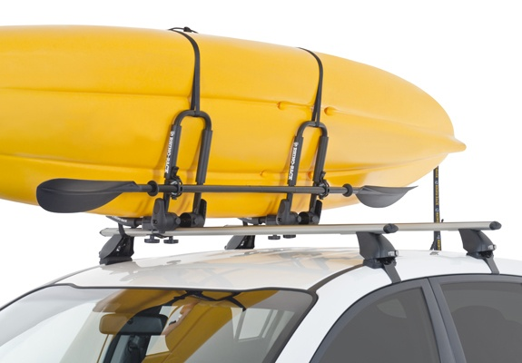 Kayak On Roof >> Rhino Rack - Folding J Style Kayak Carrier - S512 | TREAT YO SELF | Pinterest