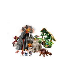 Playmobil Volcano with Tyrannosaurus $99.99