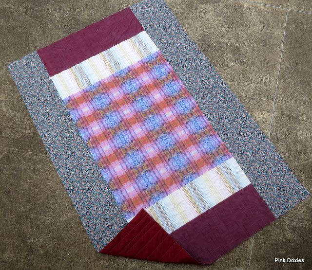 Pink Doxies: Quilting Limbo:Finishes, Frolic & Free Thinking