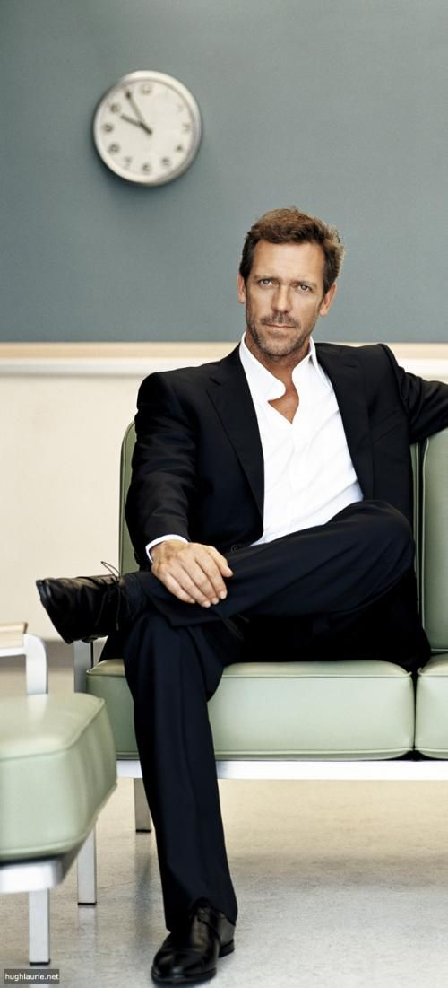Hugh Laurie / House
