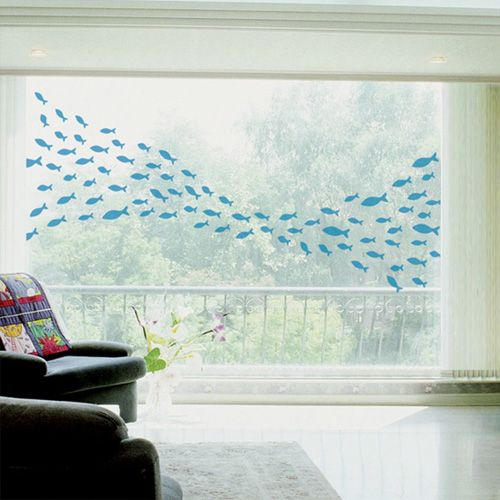Blue Fish Wall Stickers for Kids Rooms will endear your family to all. - Description : Blue Fish Wall Stickers for Kids Rooms - Sheet Size : 70cm x 50cm ( 27.6inch x 19.7inch) - Condition : Brand New - Origin : Seoul, Korea Look up the Blue Fish Wall Stickers for Kids [...]