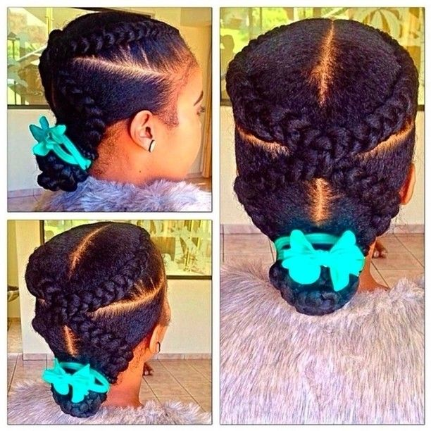 Pleasing 1000 Images About African Princess Little Black Girl Natural Hairstyles For Women Draintrainus