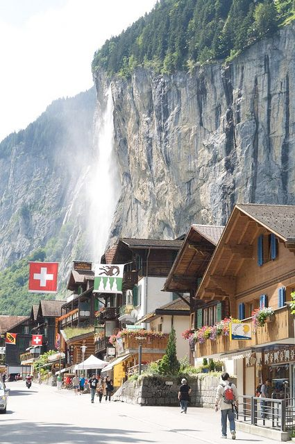 Lauterbrunnen, Switzerland//