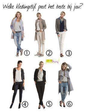 In zes stappen naar een eigen kledingstijl   www.lidathiry.nl   klik op de foto voor het bijbehorende bericht #kledingstijl #Promiss