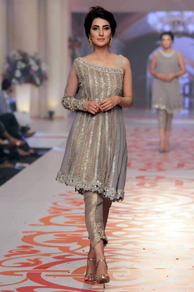 Designer Asifa & Nabeel Dresses Telenor Bridal Couture Week 2015
