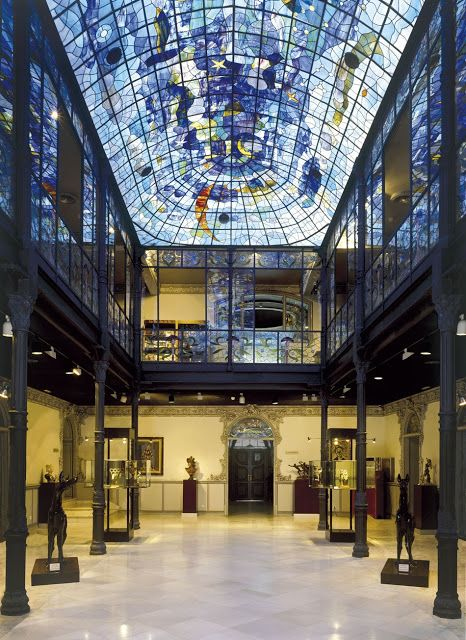 17 best images about art nouveau on pinterest museum of - Art deco espana ...