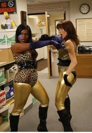 Kelly Kapoor and Erin Hannon...aka Subtle Sexuality from The Office! LOVE!