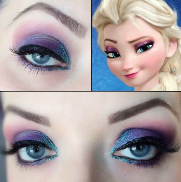 PinkFashion: Look Like Elsa With Espionage Cosmetic's ...