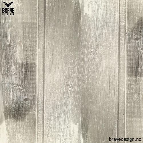 En vanlig panelvegg har fått drivved-look med Vintro kalkmaling. Fargene som er brukt her her Crystal, Dove og Victorian black. Til nettbutikk: http://www.bravedesign.no/categories/kalkmaling-veggtak #kalkmaling #nettbutikk #kalkmalt #vegg #veggmaling #drivved #rustikk #grå #svart